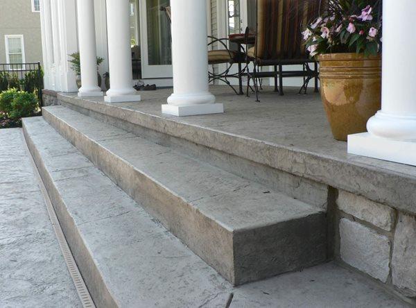 Concrete, Concrete Steps, Concrete Patio, Steps Steps and Stairs Sauder Bros Concrete Inc Manheim, PA