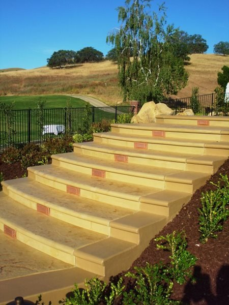 Steps and Stairs Staintec Rancho Cucamonga, CA