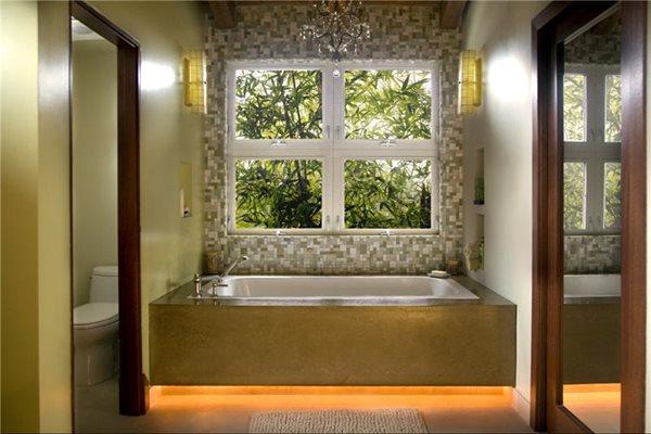 Concrete Bath With Lights Tubs and Showers Jax Design Shop Inc Carlsbad, CA