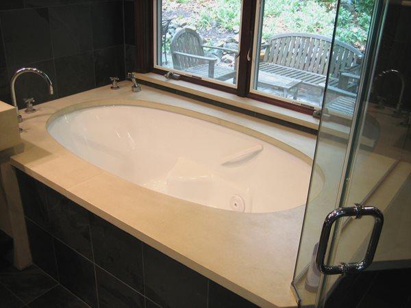 Tubs and Showers Trueform Concrete Wharton, NJ