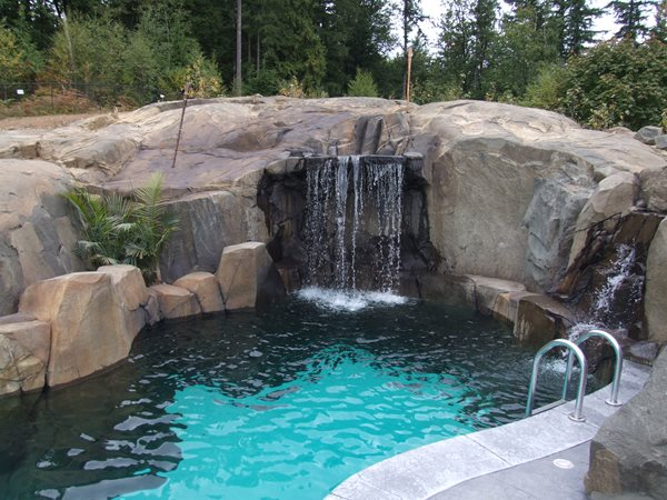 Water Features Elements of Concrete Maple Ridge, BC