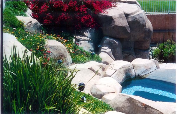 Sand, Spa Water Features JPJ Technologies Amity, OR