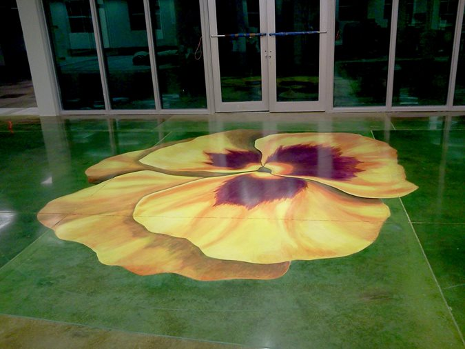 Artistic Concrete Flooring : Photo gallery artistic concrete st augustine fl the