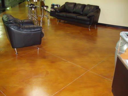 Caramel, Lobby Brown Floors Truglaze Ltd Victoria, BC