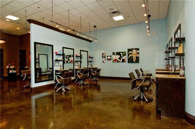 Brown Floors Concrete Textures, LLC Sanford, Fl