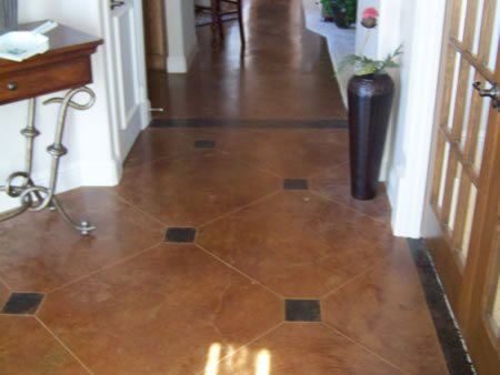 Brown Floors KDA Custom Floor Co. Katy, TX