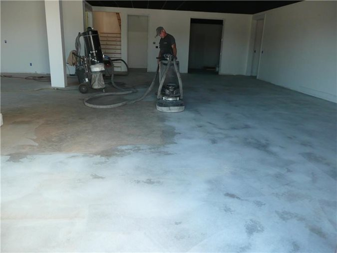 Commercial Floors Decorative Concrete Institute Temple, GA