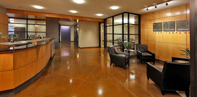 Photo Gallery Commercial Floors Annapolis Md The Concrete Network