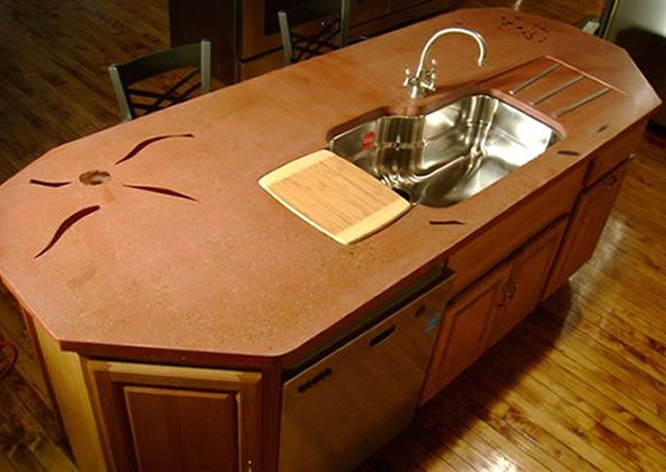 Concrete Countertops Concrete Innovations Inc Buffalo, NY