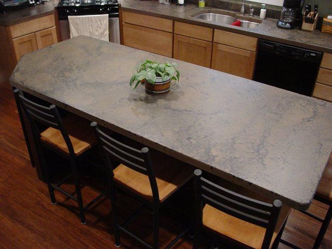 Concrete Countertops Hard Topix Jenison, MI
