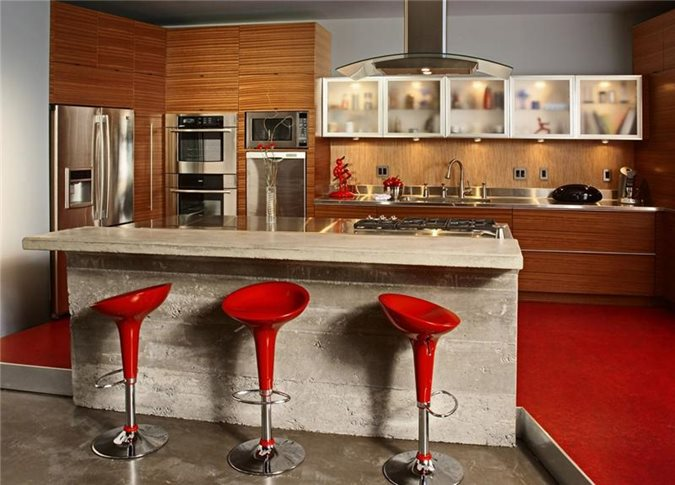 Concrete Countertops Hollow Rock Designs Ltd Grand Portage, MN