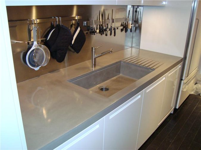 Photo Gallery Concrete Countertops New York Ny The Concrete Network