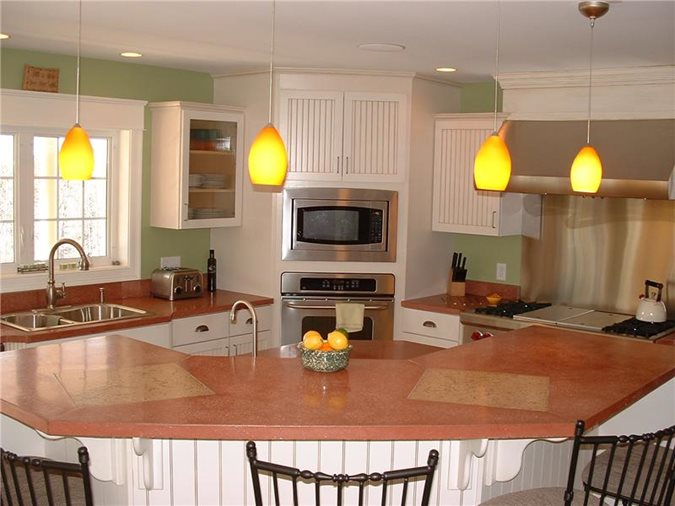 Concrete Countertops Stonecraft Inc. Buxton, ME
