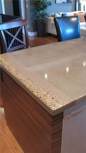 Concrete Countertops Terraforma Concrete Designs Ltd. Red Deer, AB
