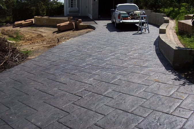 Photo Gallery Concrete Driveways New South Wales