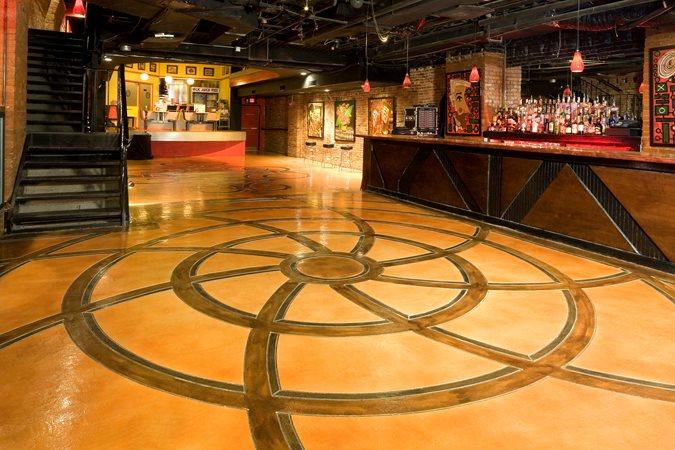Concrete Floors Concrete Mystique Engraving Nashville, TN