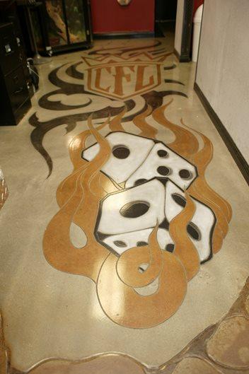 Photo Gallery Concrete Floors Las Vegas Nv The