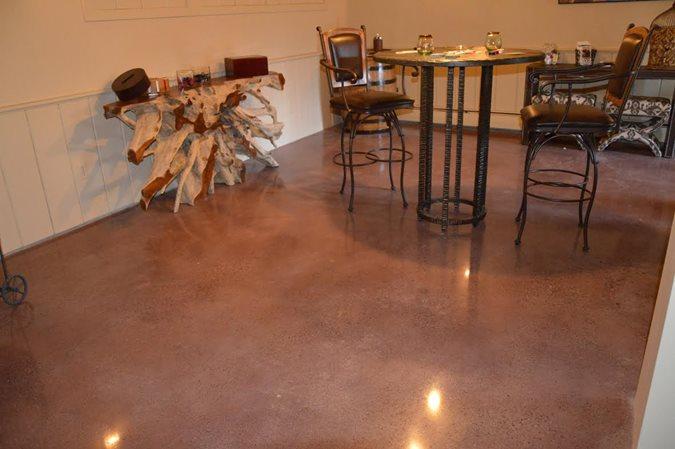 Floor One Concrete Floors Liquid Stone Warminster, PA