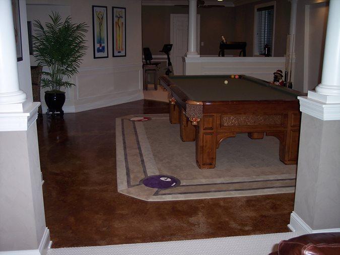 Concrete Floors Kline Construction, Inc Elgin, IL