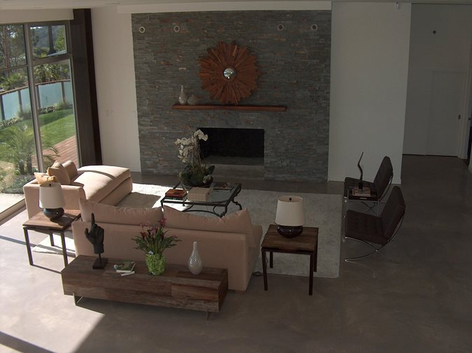 Photo gallery concrete floors upland ca the for Microtopping costi