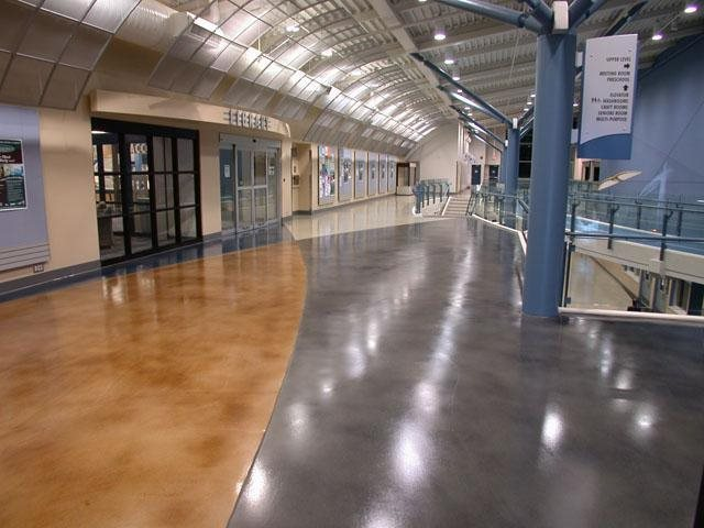 Specialty Flooring Systems : Photo gallery concrete floors rexford ny the