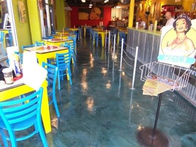 Concrete Floors Surface Design Solutions Atlanta, GA