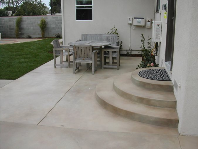 Photo Gallery Concrete Patios Anaheim Ca The