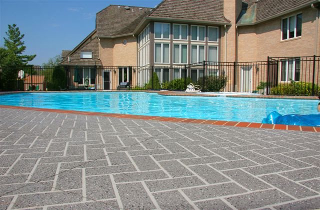 Concrete Pool Decks Sundek of Illinois Rolling Meadow, IL