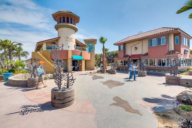 T.b. Penick & Sons, Video Award, Ventura Harbor Village Concrete Walkways T.B. Penick & Sons, Inc. San Diego, CA