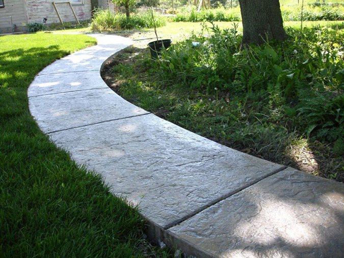 Photo Gallery Concrete Walkways Holly Springs Nc