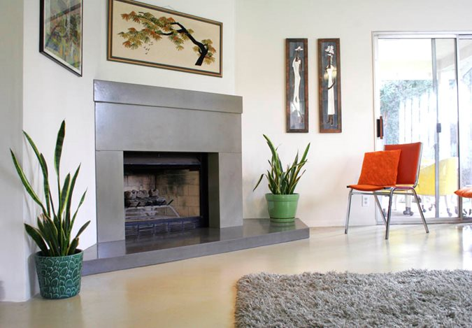 Photo Gallery Fireplace Surrounds Anaheim Ca The Concrete Network