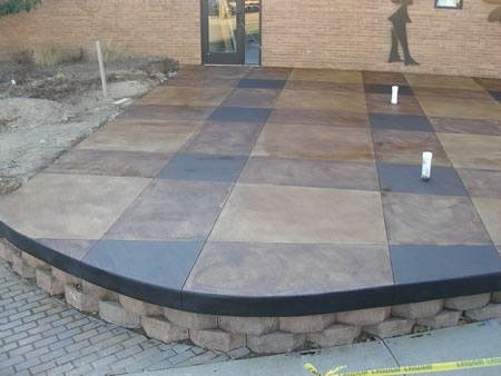 Get the Look - Exterior Staining John's Cement Milford, MI