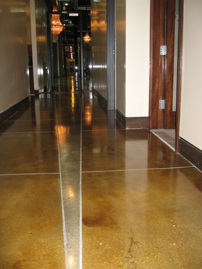 Get the Look - Stained Floors Demmert & Associates Glendale, CA