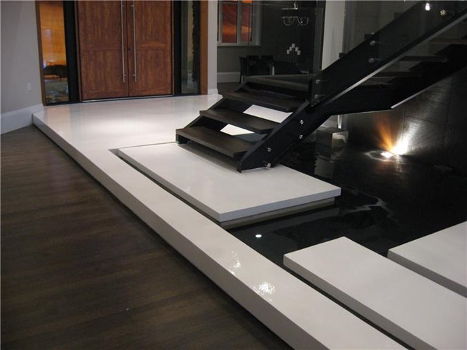 Get the Look - Stained Floors Futuristic Designs Inc. Maple Ridge, BC