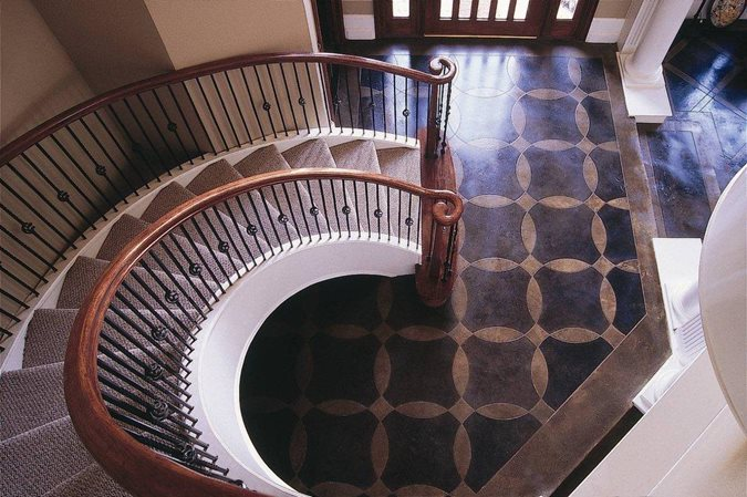 Get the Look - Stained Floors Gkrete Dripping Springs, TX