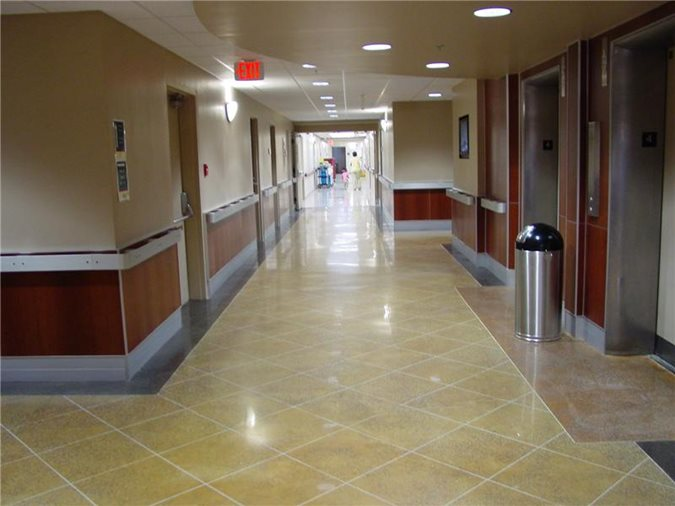 Get the Look - Stained Floors Innovative Concrete Systems Benton, AR