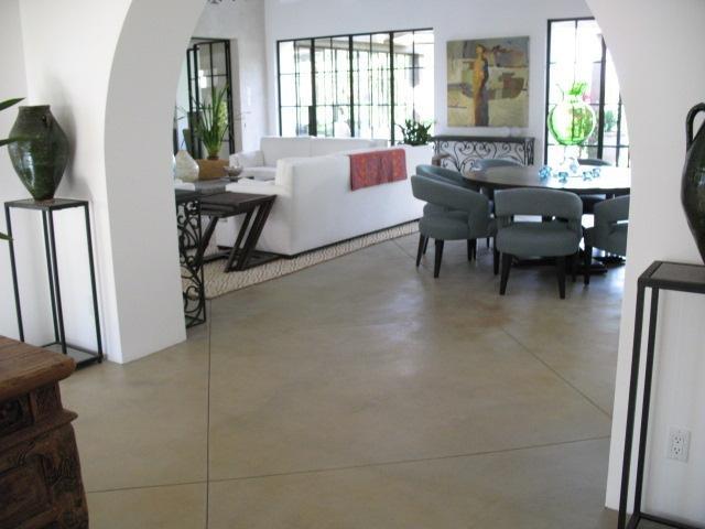 Gray Floors Artcon Decorative Concrete Hamilton, MT