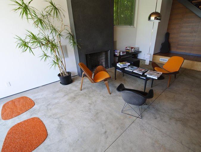 Gray Floors ConcreteNetwork.com