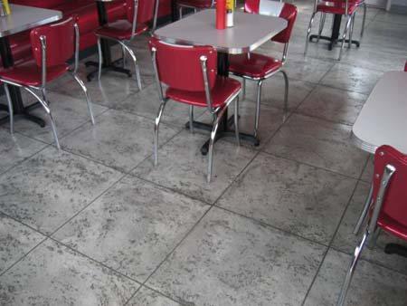 Gray Floors Constructta Pompano Beach, FL