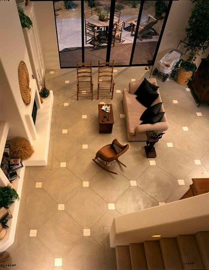 Gray Floors Progressive Hardscapes Phoenix, AZ
