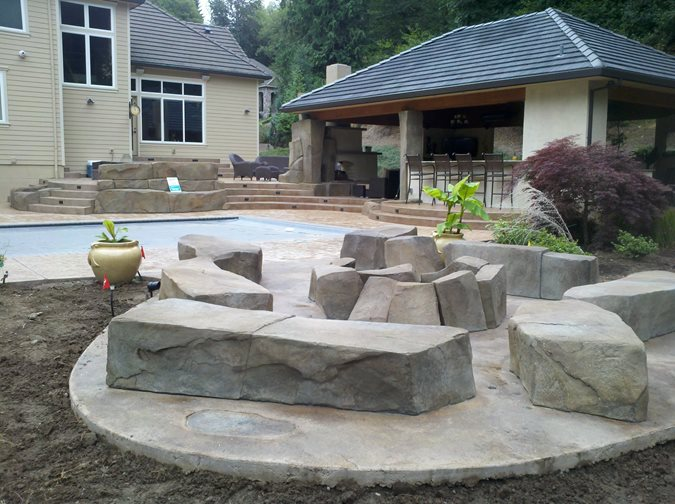 Photo Gallery Outdoor Fire Pits Woodburn Or The