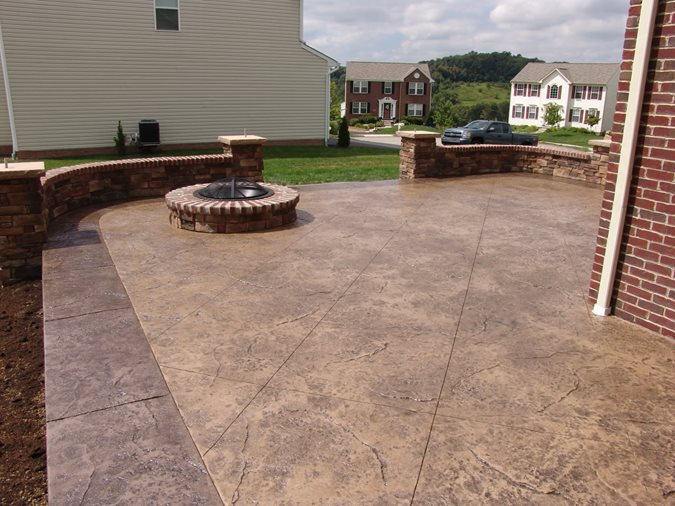 Photo gallery outdoor fire pits canonsburg pa the for Outdoor fire pit construction