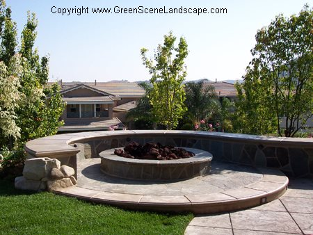 Photo Gallery Outdoor Fire Pits Chatsworth Ca The
