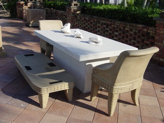 Gallery Outdoor Furniture Lutz FL The Concrete Network