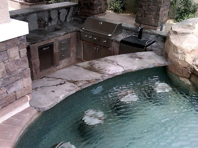 Photo Gallery Outdoor Kitchens Las Vegas Nv The