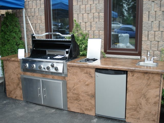 Photo Gallery Outdoor Kitchens Exeter On The Concrete Network