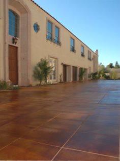 Acid Stain Flooring Glendale, AZ