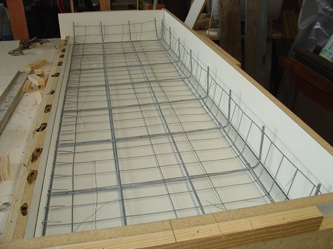 Cattle-Panel Products Ancient Art Concrete Countertops Austin, TX