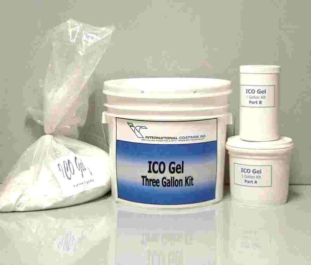 Epoxy Patching Compound Products International Coatings, Inc.