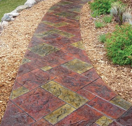 Products Legacy Decorative Concrete Systems, Inc.
